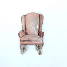 chair cutout