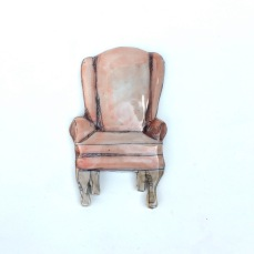 chair cutout